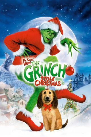 Dr Seuss How the Grinch Stole Christmas 2000 on iTunes