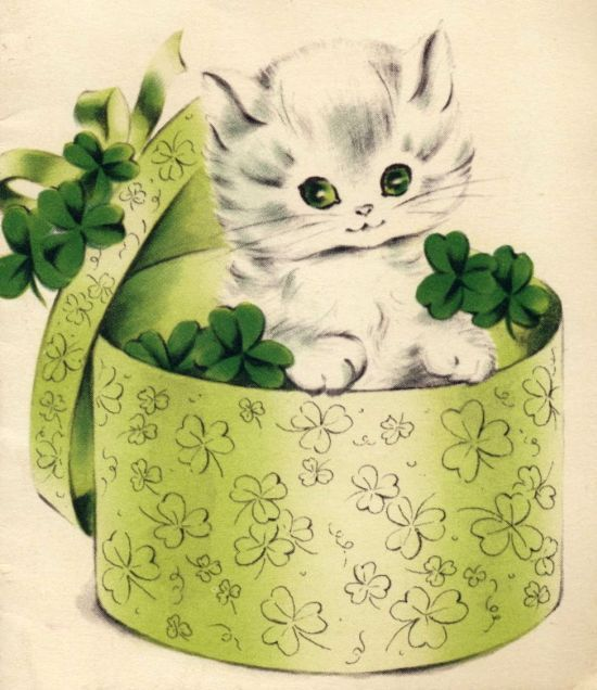 This week s Link Dump is sponsored by the cats of St Patrick s Day