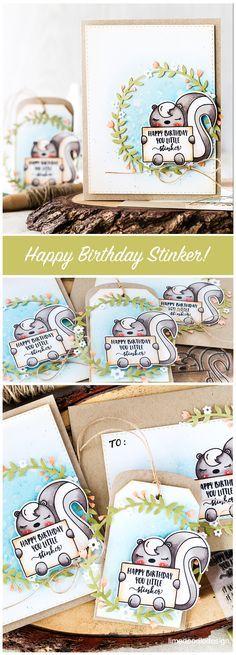 Happy Birthday You Little Stinker