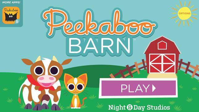 Peekaboo Barn 4