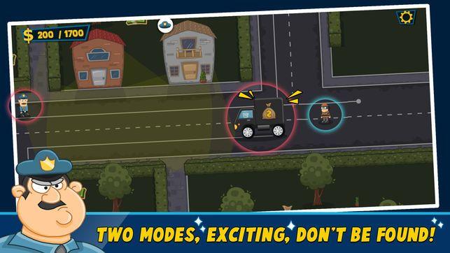 Amazing Thief Run The Fun Game 4