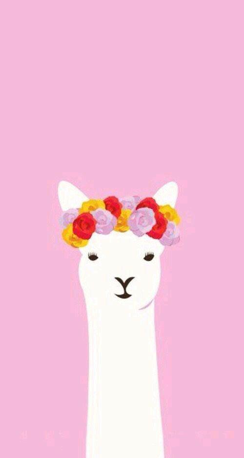 Alpaca Cool Wallpaper Cute Tumblr Wallpaper Sparkle Wallpaper Kawaii Wallpaper Wallpaper For