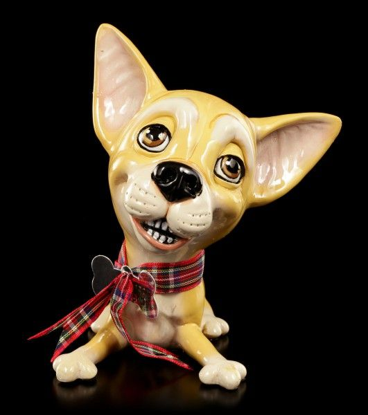 Preview Dog Figurine Chihuahua Baby Little Paws