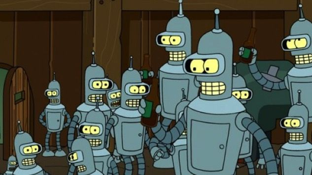 The 20 Best Quotes from Bender of Futurama