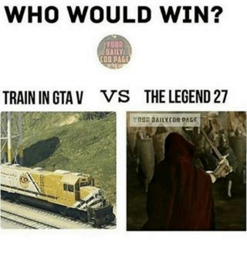 Gta V Memes and 🤖 WHO WOULD WIN YOUR DAILY OD PAGE