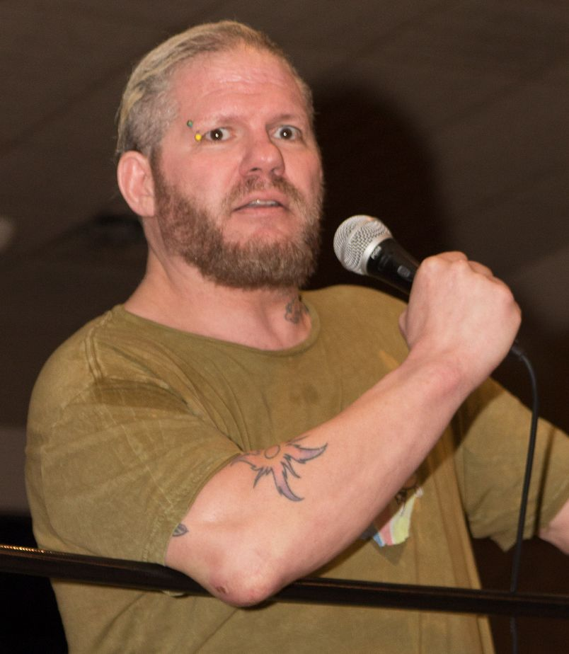Raven Wrestler March2013