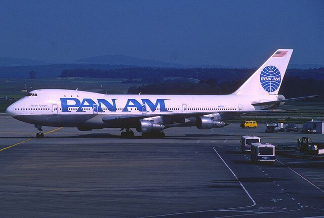 Pan American World Airways an airline that was once known as a brand ahead of its time The airline became a major pany credited with many innovations