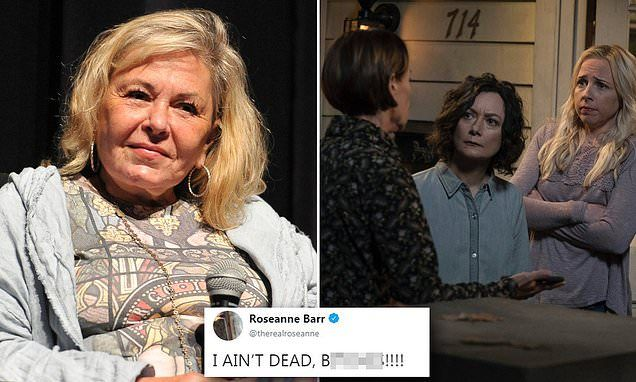 Mom overdosed The Conners premiere reveals Roseanne d of opioids family tried to flush s