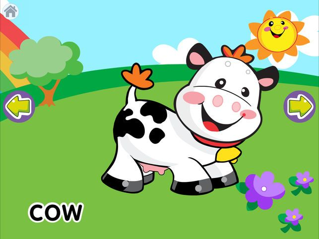 Laugh & Learn™ Animal Sounds on the App Store