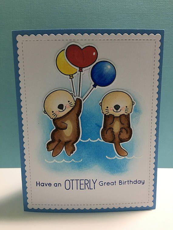 Happy Birthady Card Funny animal birthday card