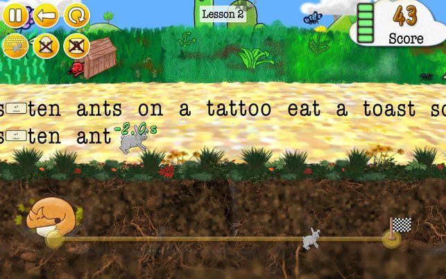 Animal Typing Lite 4