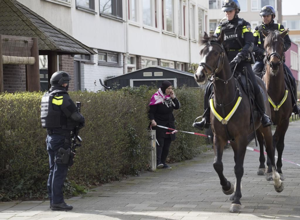 Suspect in Dutch tram shooting that killed 3 had criminal record authorities say World
