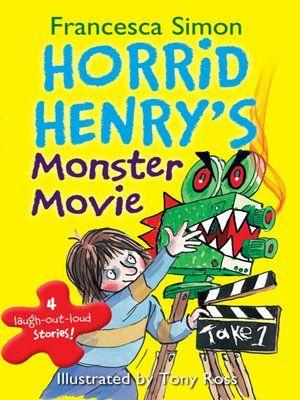 cover image of Horrid Henry s Monster Movie