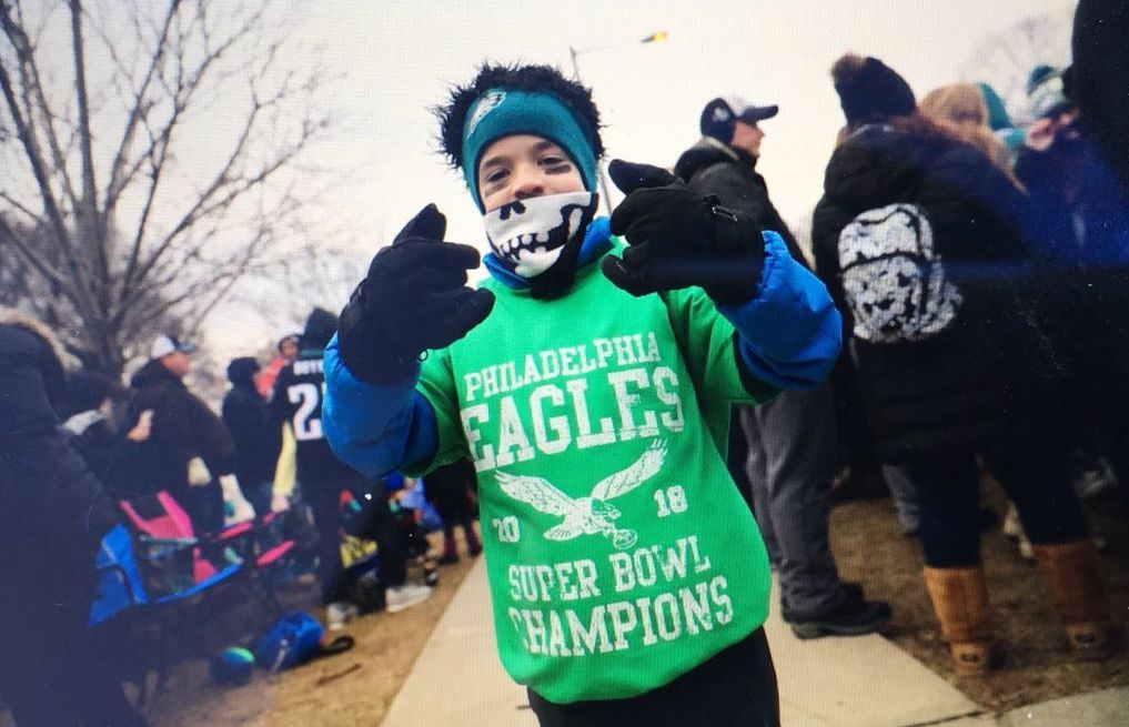Schools using Eagles victory to teach teamwork perseverance Education