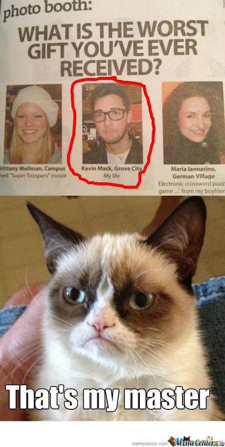 Grumpy Cats Master