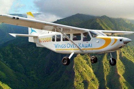 Kauai Deluxe Sightseeing Flight