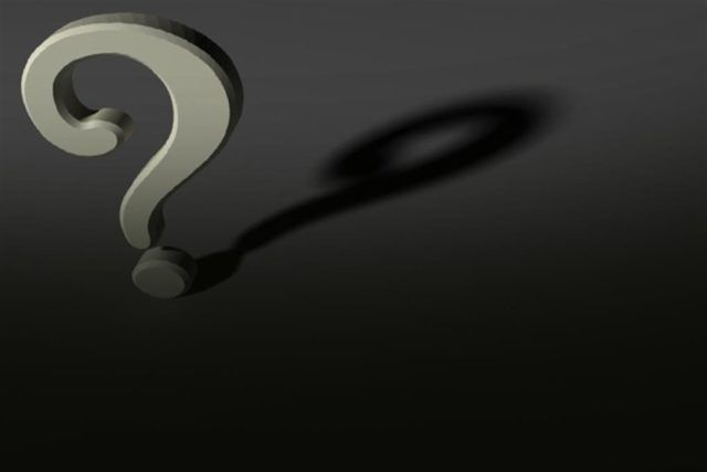 Unanswered Questions 640x427