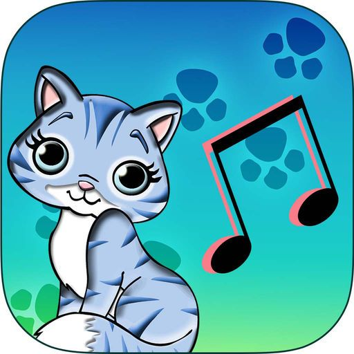Funny Cat Sounds Cat Music Meow Sounds