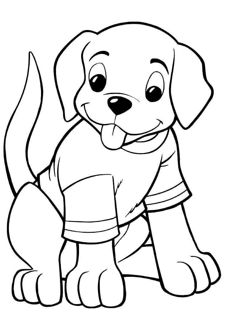 Pet Coloring Pages Elegant Printable Picture A Dog Cool Od Dog Coloring Pages Free Colouring