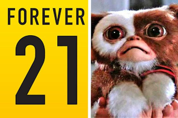 shop at forever 21 and well tell you what sort of 2 0 dblbig