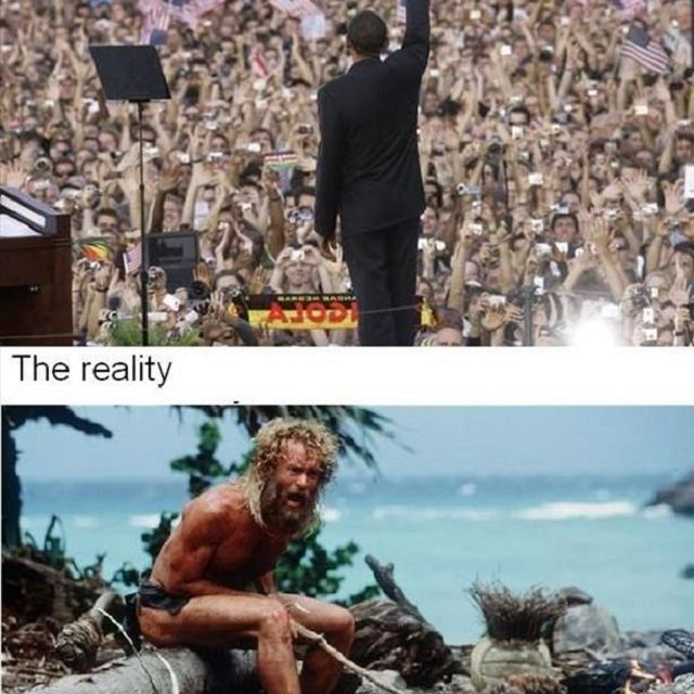Expectations vs Reality Social Media