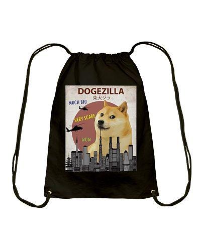 Dogezilla T Shirt Funny DOGE MEME Shiba Inu Dog