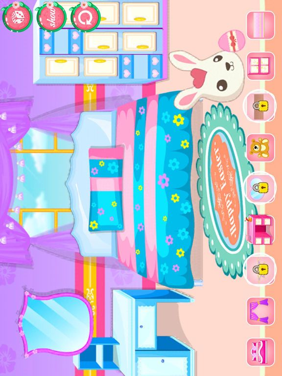 Screenshot 4 for Dressup Baby Room-Funny Single Games for Kids
