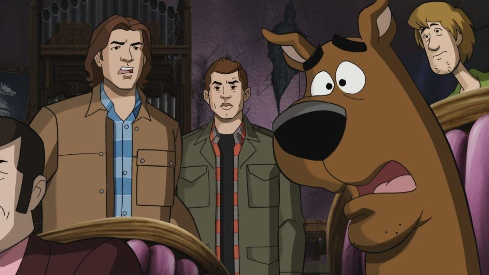 How Supernatural s Scooby Doo Crossover Came To Be