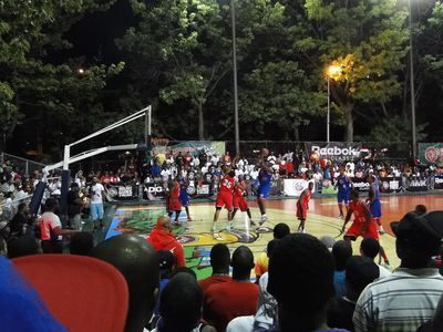 Why is Rucker Park Home of the Entertainers Basketball