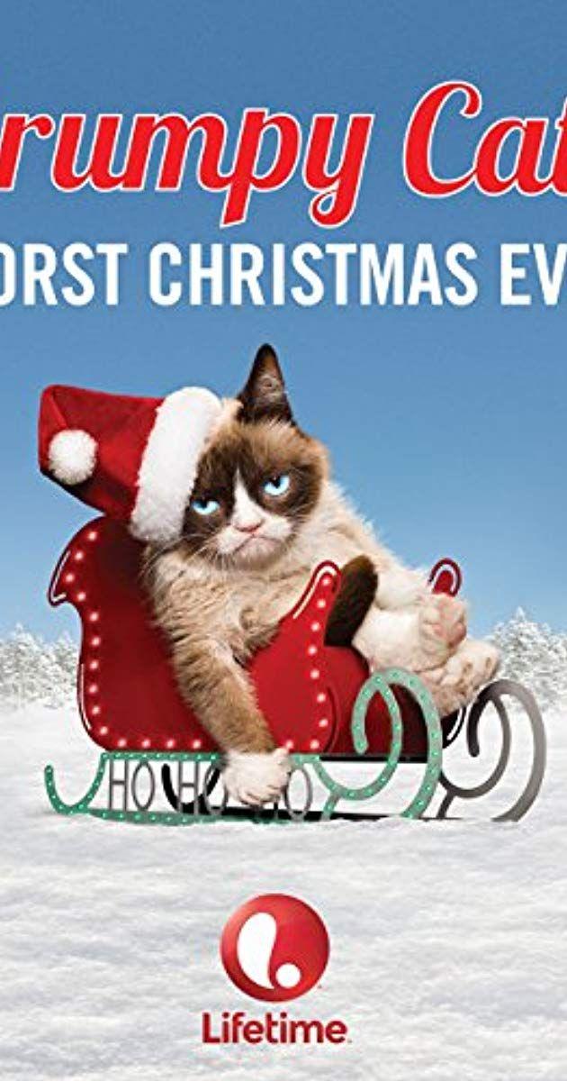 Grumpy Cat s Worst Christmas Ever 2014