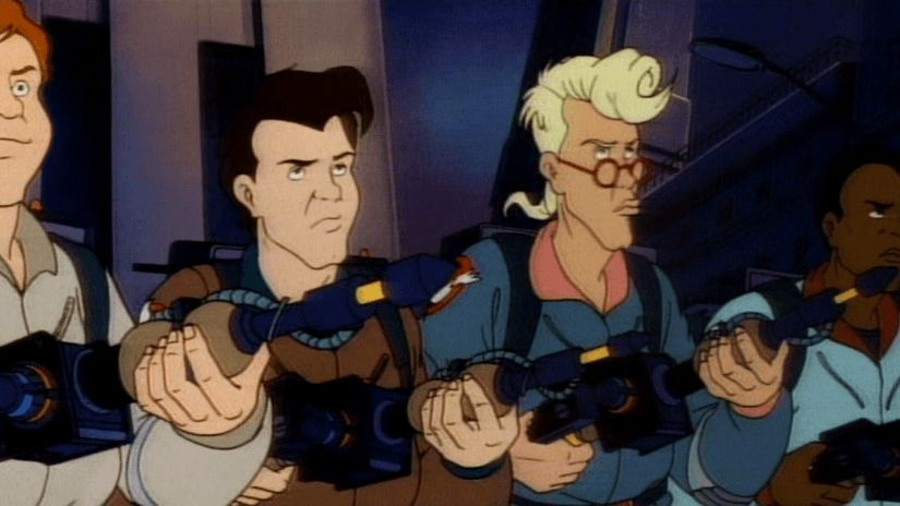 Fill your tank and relive the scariest moments from The Real Ghostbusters cartoon on Netflix