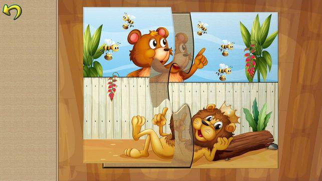 Zoo animal games for kids 4