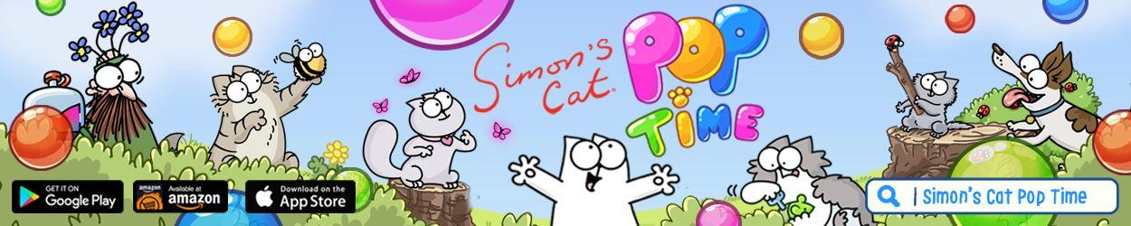 Contact Contact Simon s Cat