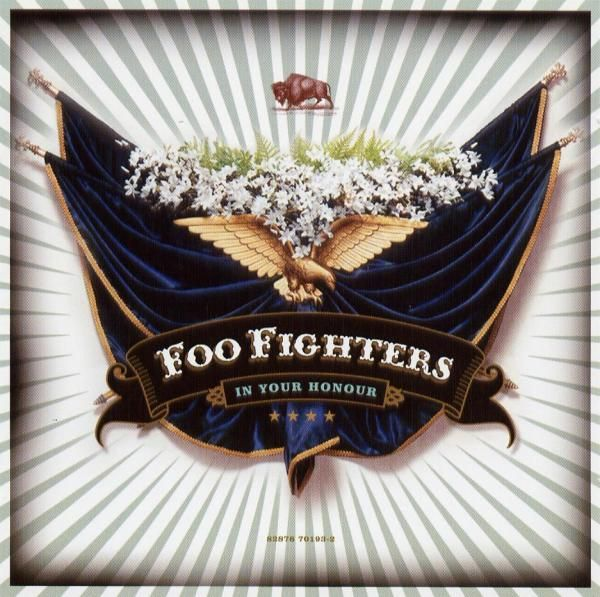 In Your Honor Foo Fighters Album Cover