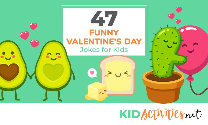 funny valentines day jokes for kids