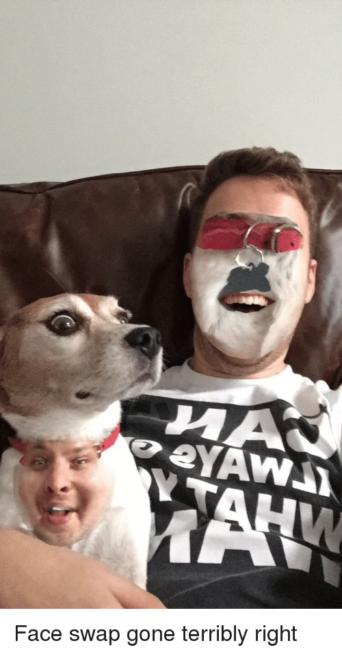 Funny Face Swap and Terribly AA YAMA Face swap gone terribly right