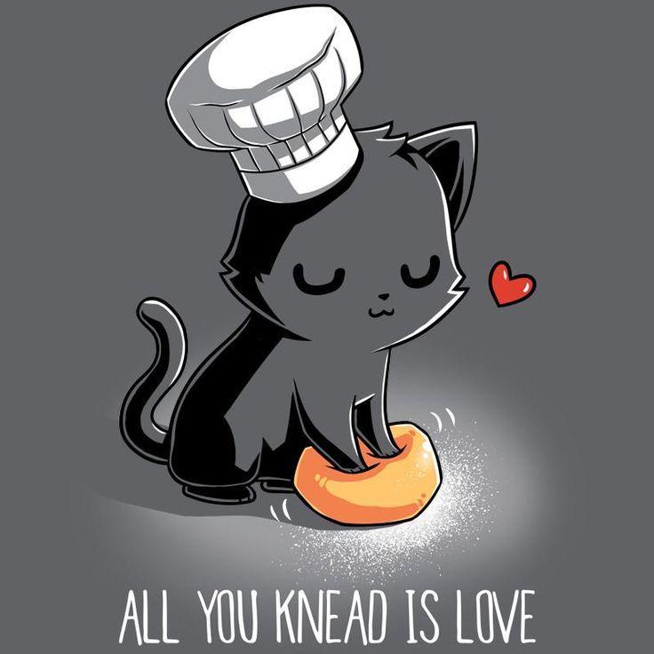 Cat Puns About Love