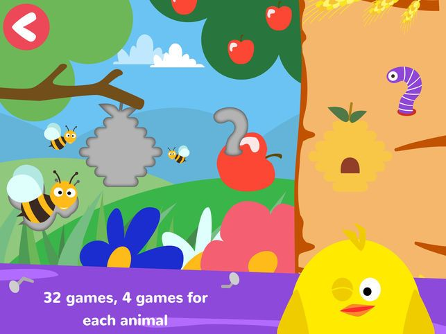 Fun Farm Animals 4