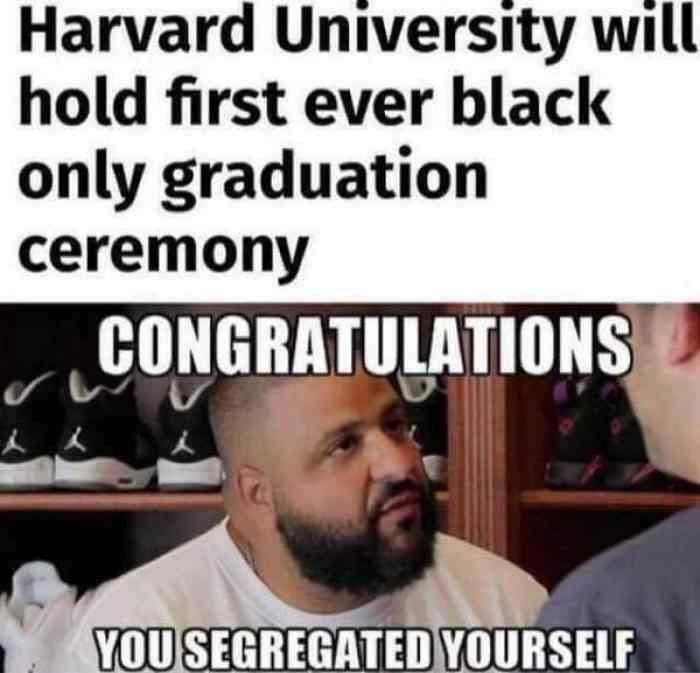 Harvard University Will Hold First Ever Black ly Graduation Ceremony