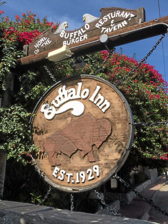by David Allen The Buffalo Inn s owners were locked out of the property last week by a bankruptcy trustee spelling a possible end to the Upland