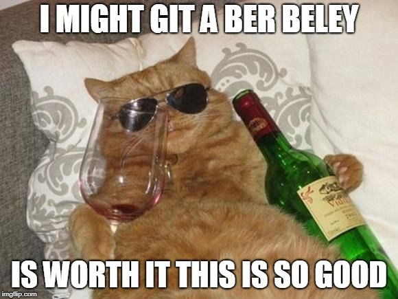 happy cat week immakeing memes for the holaday