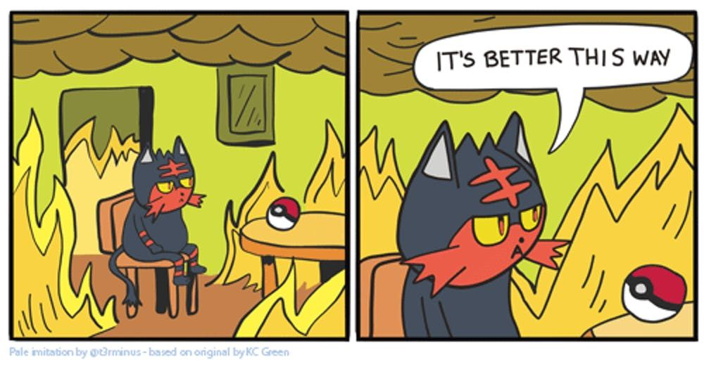 4 Litten s totally fine with this