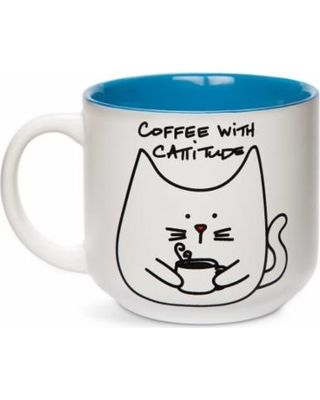 Find the Prodigious Funny Cat Pictures with Coffee