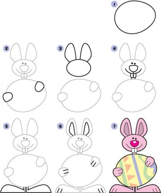 Drawing Activities For Kids Unique Easter Bunny Drawings Good Coloring Beautiful Children Colouring 0d