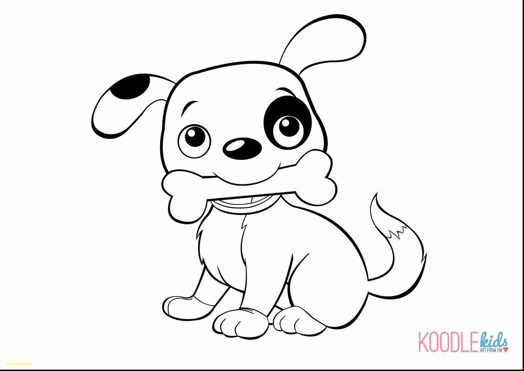 Puppy to Color Luxury 28 Cute Dog Drawings Magnificent Printable Od Dog Coloring Pages