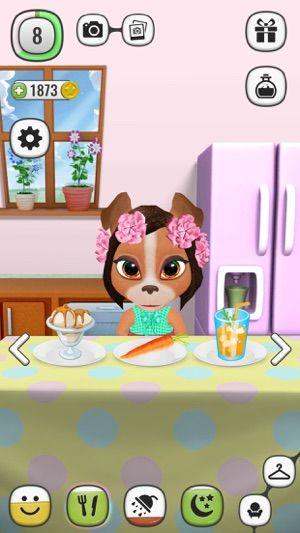 My Talking Lady Dog 4 Virtual Pet Game