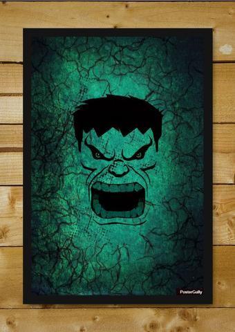 Wall Art Hulk Artwork