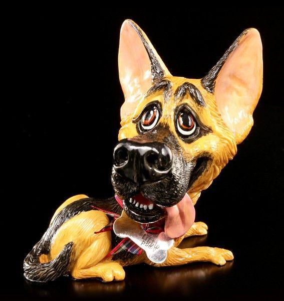 Dog Figurine German Shepherd Argo Little Paws
