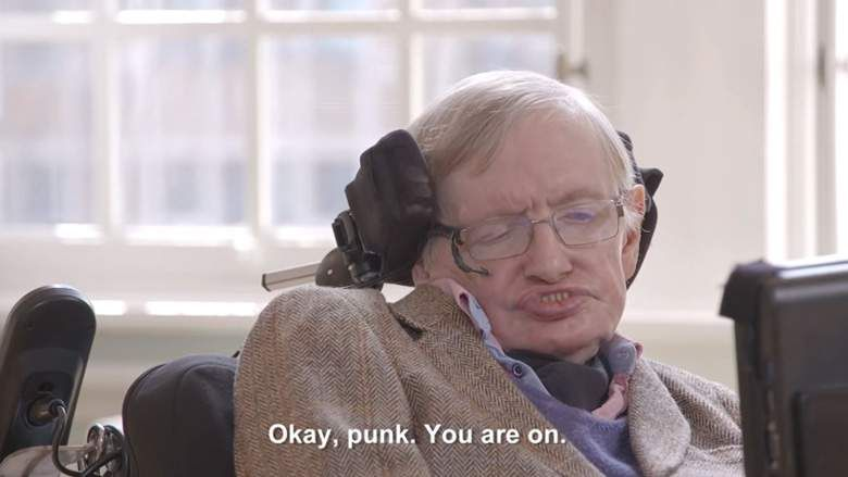 funny videos Anyone Can Quantum Dr Stephen Hawking