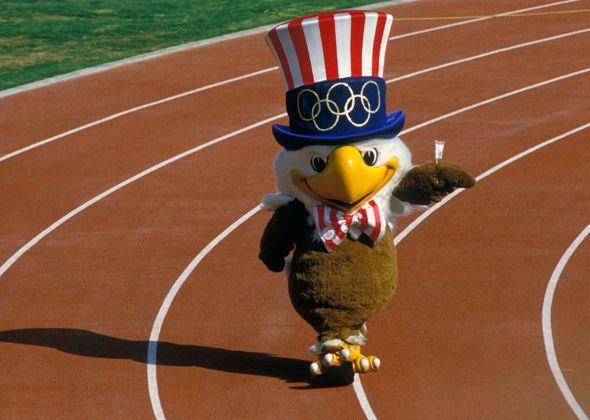 Sam the eagle AW6AHN